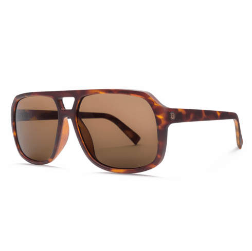 Electric Dude Sunglasses<br>Matte Tort/OHM Bronze Polarized