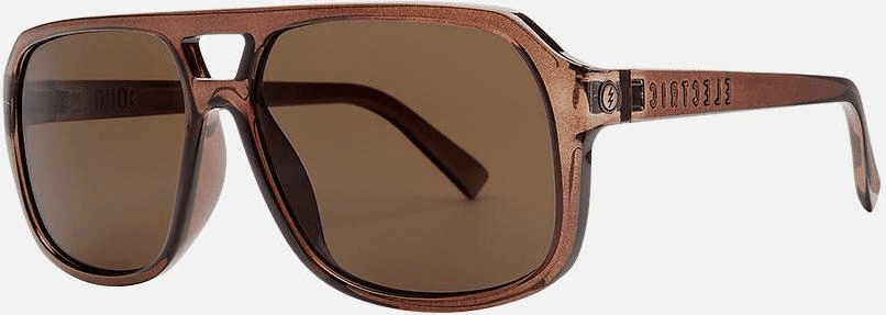 Electric Dude Sunglasses<br>Mono Bronze/Bronze Polarized
