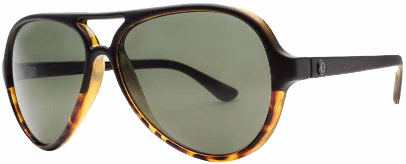 Electric Elsinore Sunglasses<br>Darkside Tort/Grey Polarized