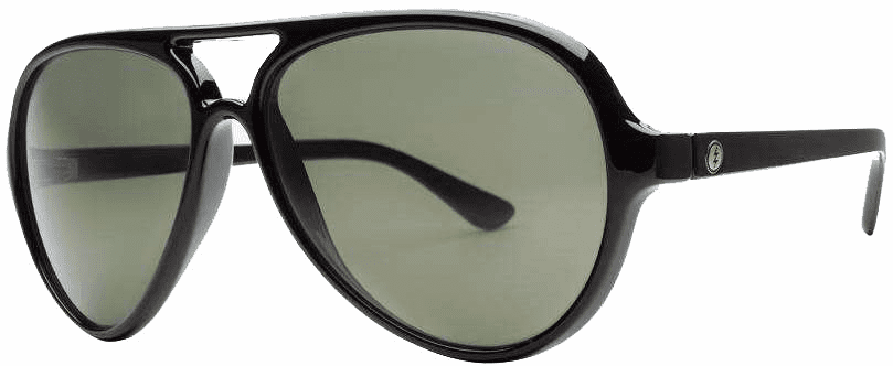 Electric Elsinore Sunglasses<br>Gloss Black/Grey Polarized