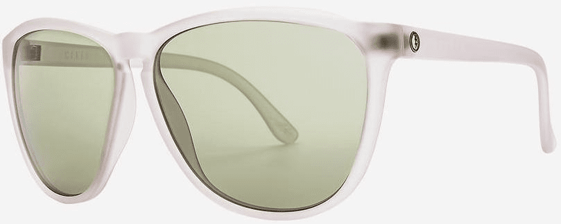 Electric Encelia Sunglasses<br>Matte Pink/Vintage Green