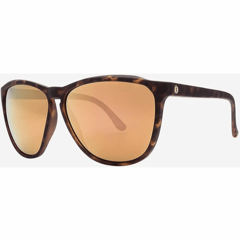 (SALE!!!) Electric Encelia Sunglasses<br>Matte tort/Champagne Gradient