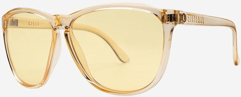 Electric Encelia Sunglasses<br>Mono Yellow/Clear Pro