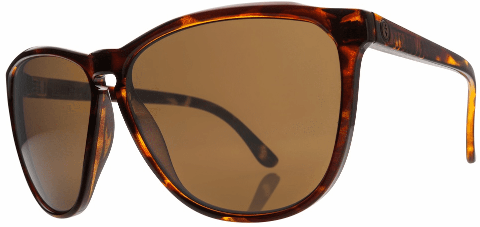 Electric Encelia Sunglasses<br>Tortoise Shell/Melanin Bronze