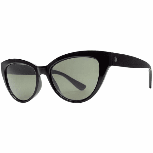Electric Indio Sunglasses<br>Gloss Black/Grey Polarized