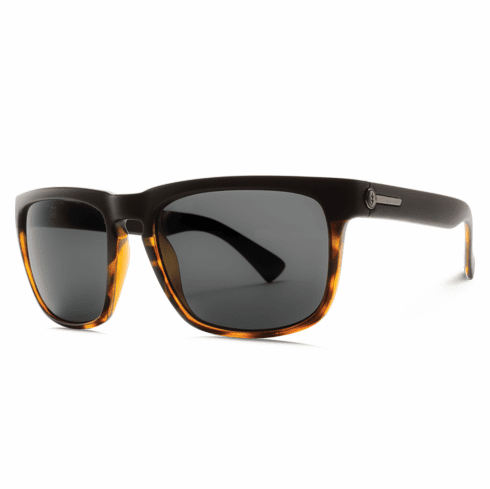 Electric Knoxville Sunglasses<BR>Darkside Tort/OHM Grey Polarized