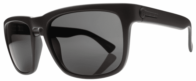 Electric Knoxville Sunglasses Matte Black/Grey