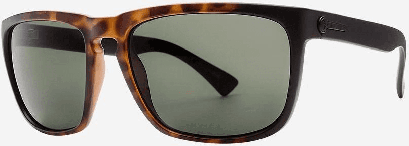 Electric Knoxville Sunglasses<BR>Tort Burst/OHM Grey