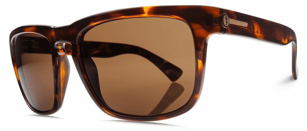Electric Knoxville Sunglasses Gloss Tortoise/Bronze Polarized