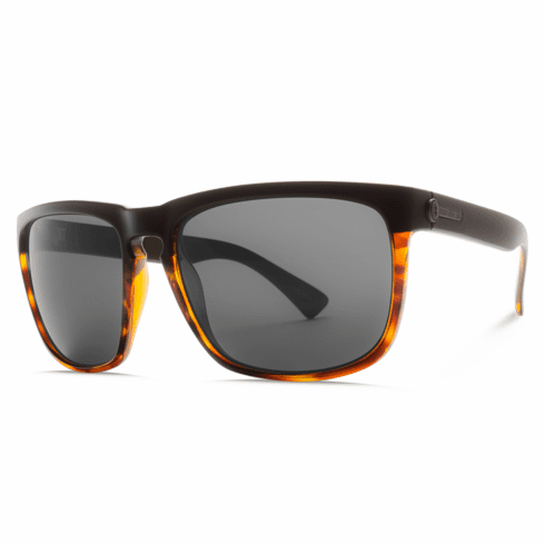 Electric Knoxville XL Sunglasses<br>Darkside Tort/OHM Grey Polarized