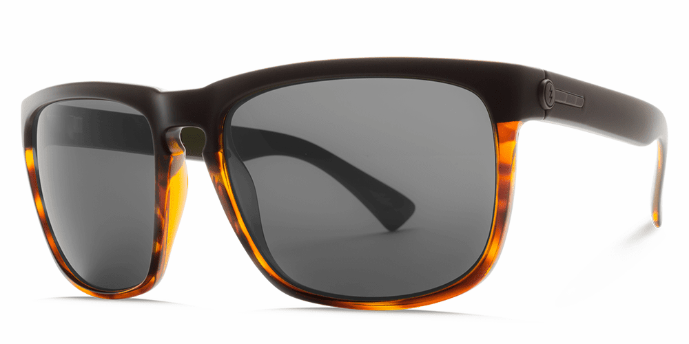Electric Knoxville XL Sunglasses<br>Darkside Tort/Grey Polarized