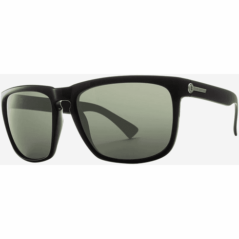 Electric Knoxville XL Sunglasses<br>Gloss Black/OHM Grey Polarized