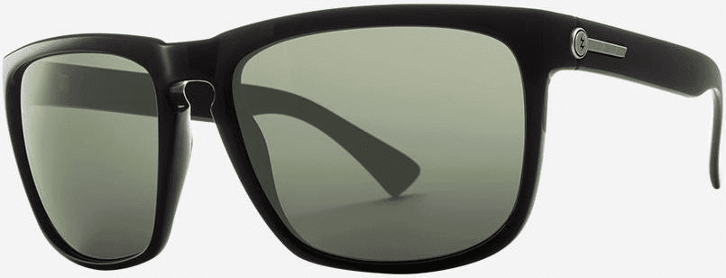 Electric Knoxville XL Sunglasses<br>Gloss Black/Grey Polarized