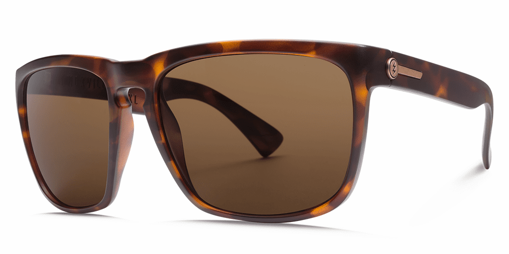 Electric Knoxville XL Sunglasses<br>Matte Tort/OHM Bronze