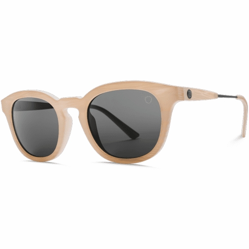 (SALE!!!) Electric LA TXOKO Sunglasses<br>Ivory Horn/OHM Grey