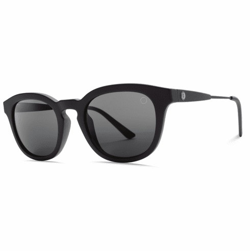 Electric LA TXOKO Sunglasses<br>Matte Black/Melanin Grey