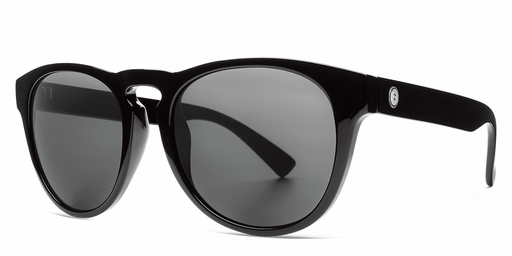 Electric Nashville Sunglasses<br>Gloss Black/OHM Grey