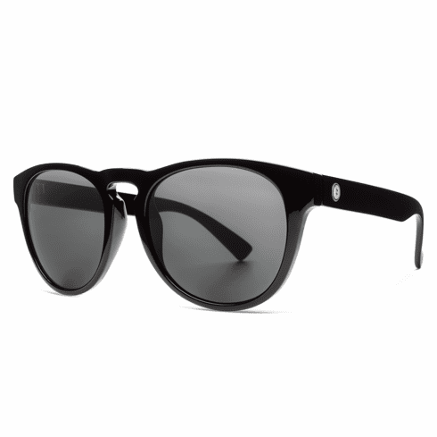 Electric Nashville Sunglasses<br>Gloss Black/OHM Grey Polarized