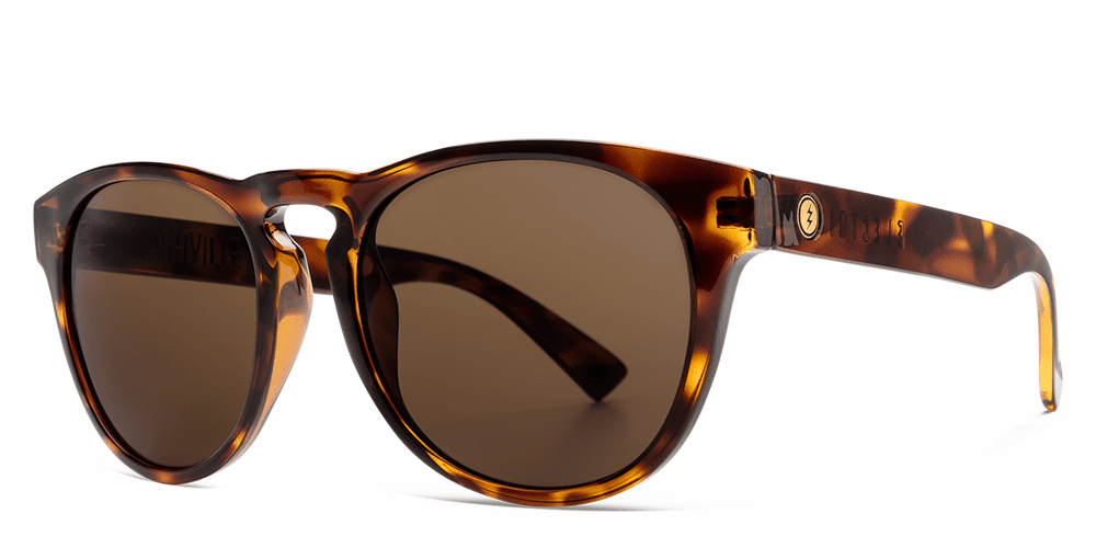 Electric Nashville Sunglasses<br>Gloss Tort/OHM Bronze Polarized