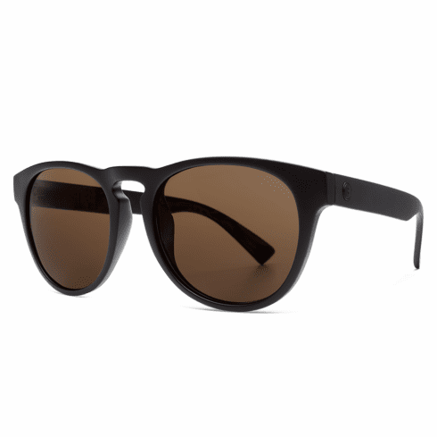 Electric Nashville Sunglasses<br>Matte Black/OHM Bronze Polarized