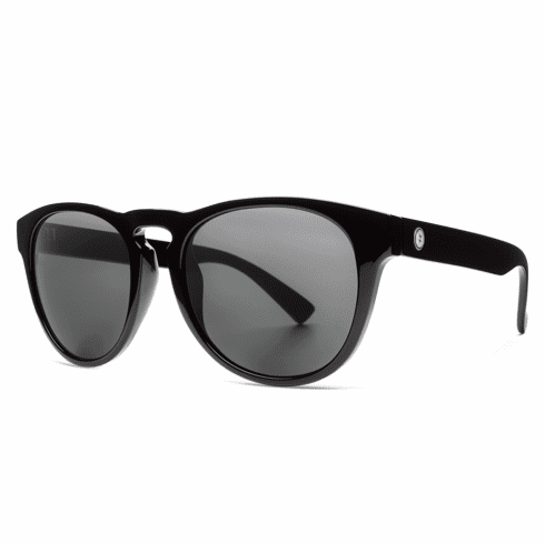(SALE!!!) Electric Nashville XL Sunglasses<br>Gloss Black/OHM Grey