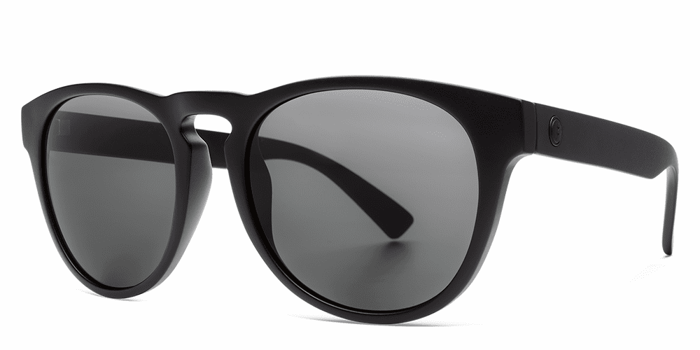 Electric Nashville XL Sunglasses<br>Matte Black/OHM Grey Polarized