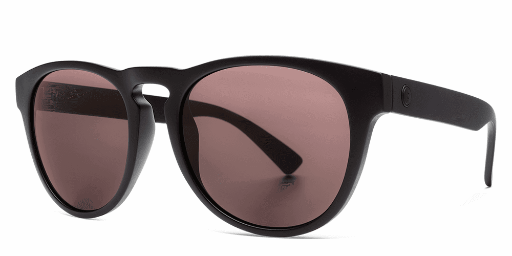 Electric Nashville XL Sunglasses<br>Matte Black/OHM Rose