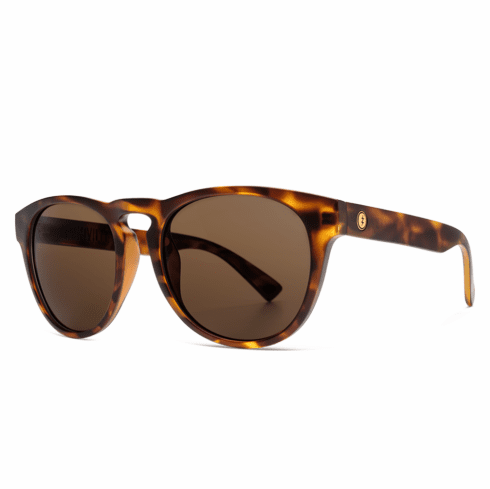 Electric Nashville XL Sunglasses<br>Matte Tort/OHM Bronze