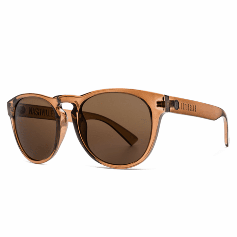 Electric Nashville XL Sunglasses<br>Mono Bronze/OHM Bronze Polarized