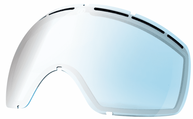 Electric Spherical Goggle Lens