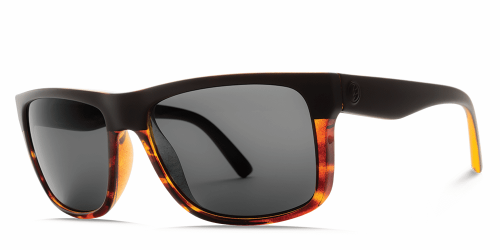 Electric Swingarm Sunglasses<br>Darkside Tort/OHM Grey