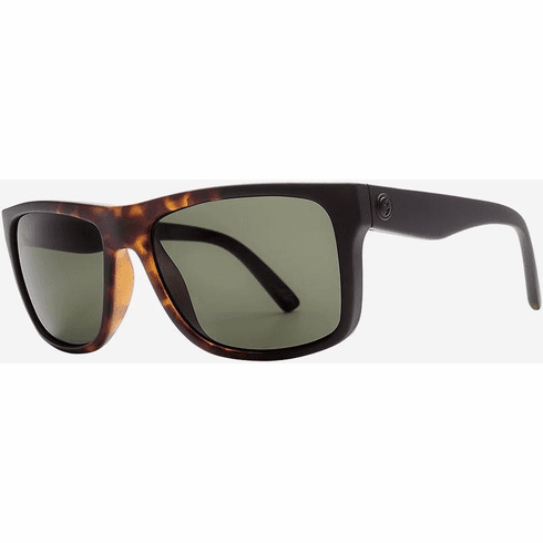 Electric Swingarm Sunglasses<br>Tobacco Tort Burst/Grey Polarized