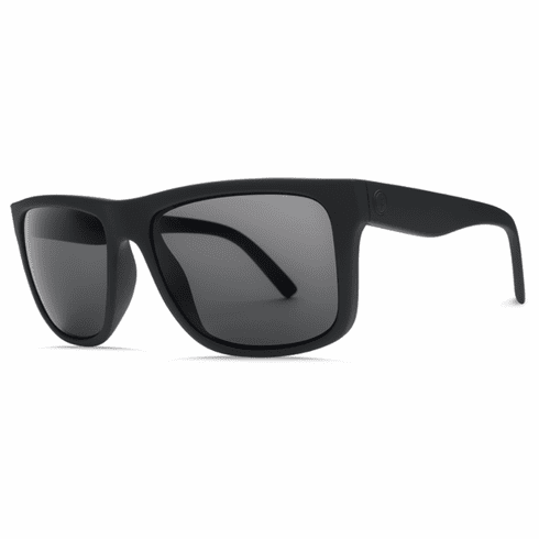 Electric Swingarm XL Sunglasses<br>Matte Black/OHM Grey