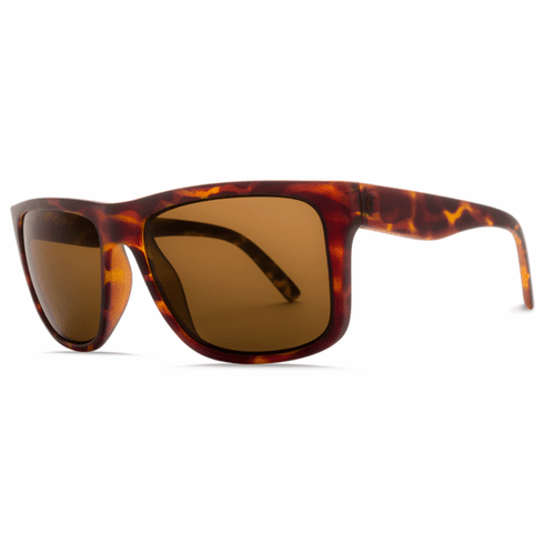Electric Swingarm XL Sunglasses<br>Matte Tort/OHM Bronze