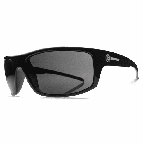 Electric Tech One Sunglasses<br>Gloss Black/Melanin Grey