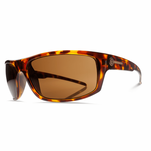 Electric Tech One Sunglasses<br>Tortoise Shell/Melanin Bronze Polarized<br>Level I