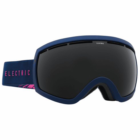 Electric Visual EG2.5 Snow Goggles<br>Pinecones Navy/Jet Black<br>+ Light Green Bonus Lens
