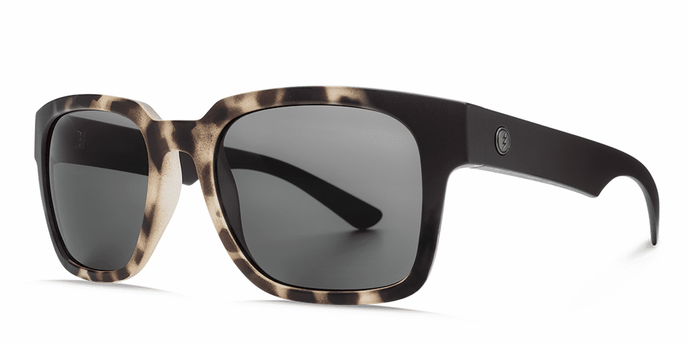 Electric Zombie Sunglasses<br>Burnt Tort/OHM Grey Polarized