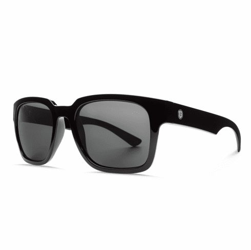 Electric Zombie Sunglasses<br>Gloss Black/OHM Grey