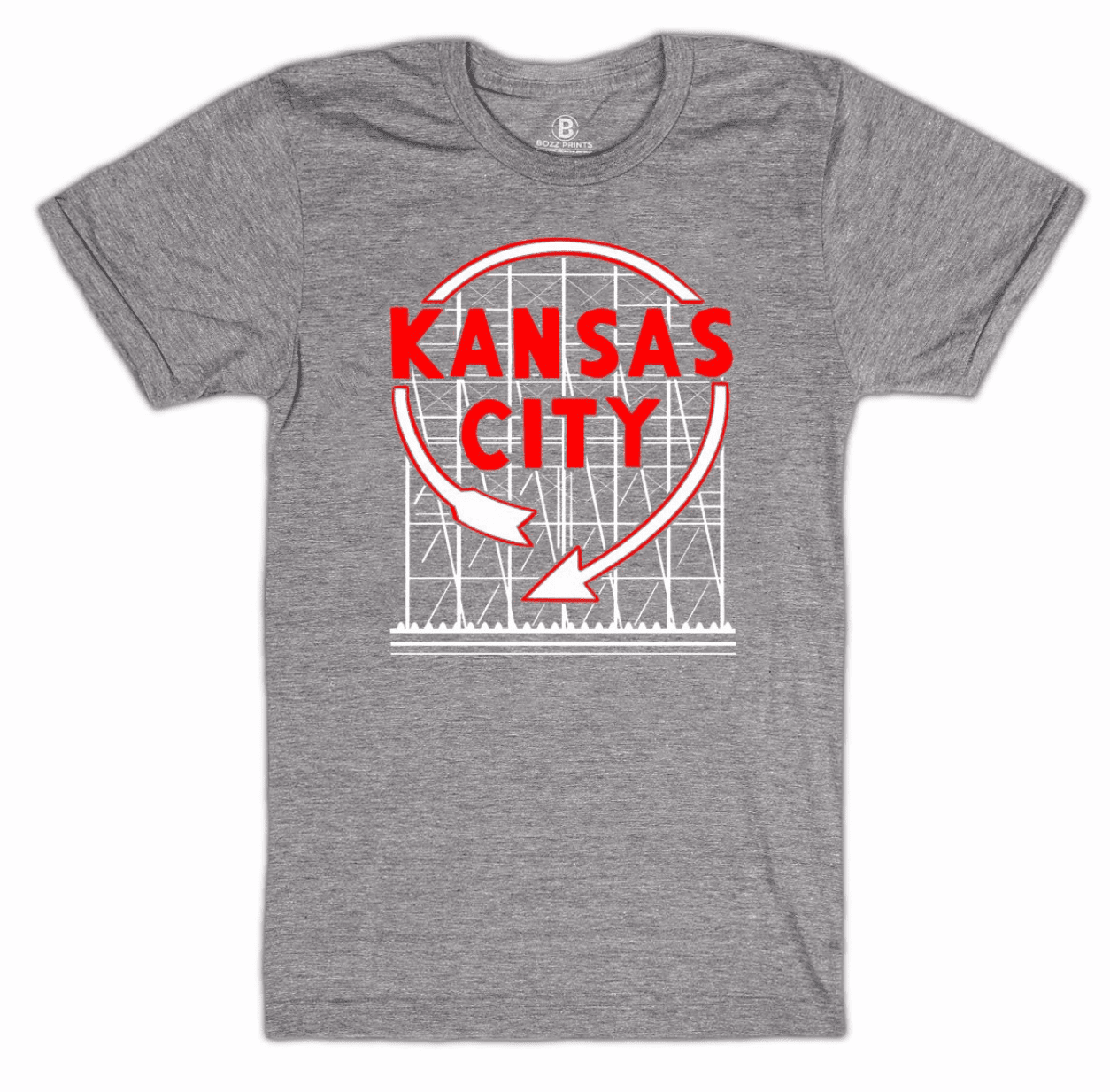 Kansas City Auto Sign Tee