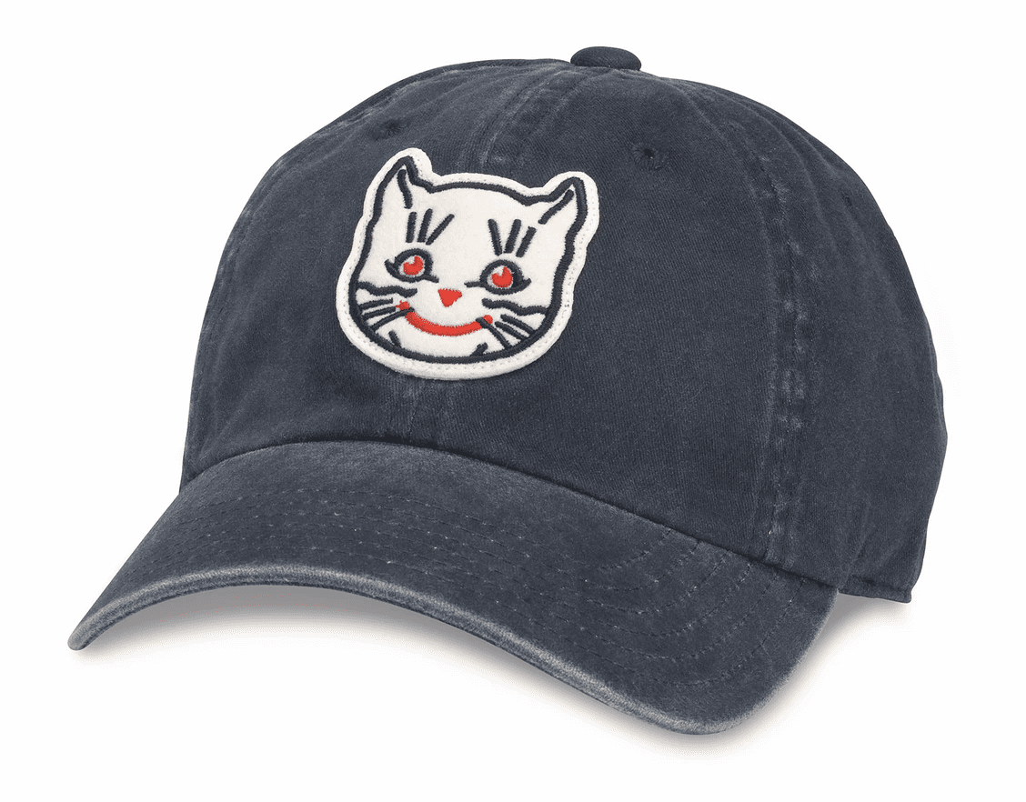 Kansas City Katz Baseball Team Hat