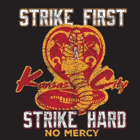 Kansas City Strike First Tee