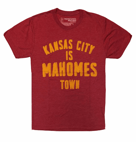 KC Is Mahomes Town Tee