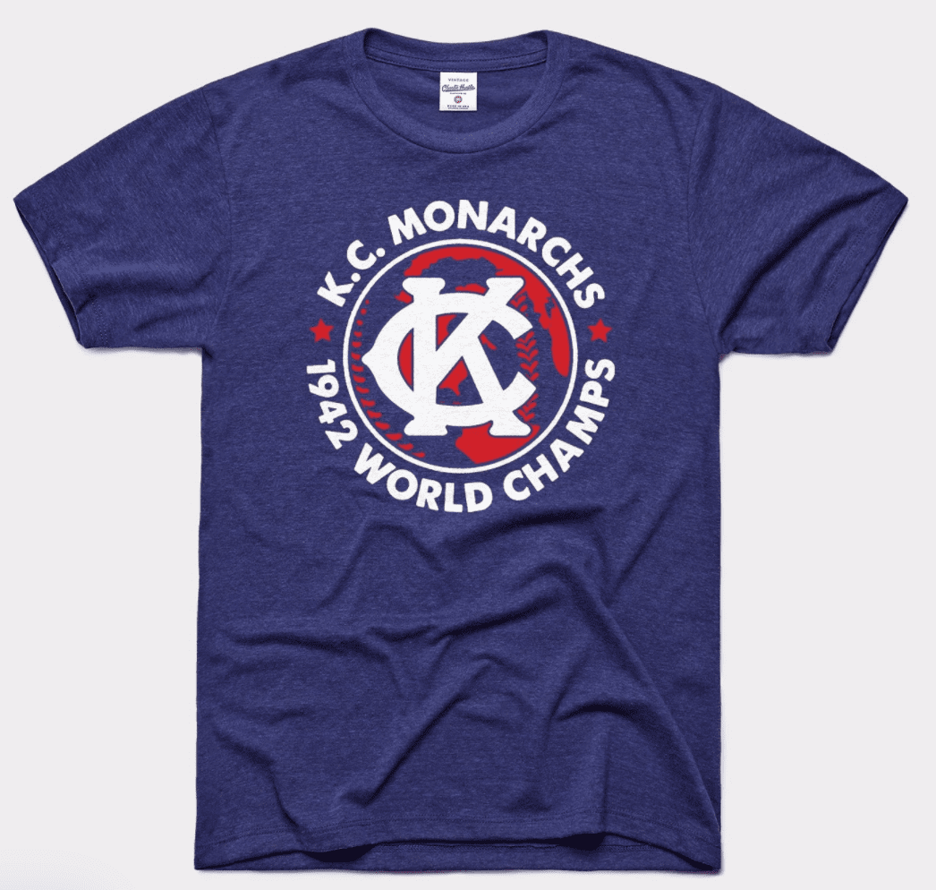 KC Monarchs 1942 Champs Tee