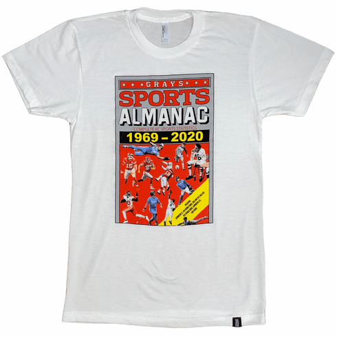 KC Sports Almanac Tee
