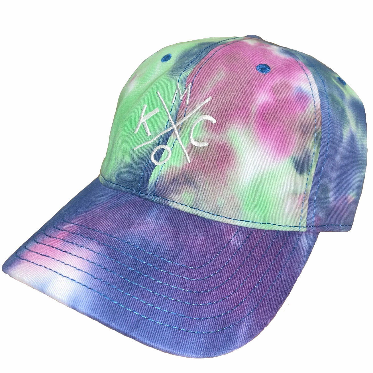 KCMO Dad Hat<br>Purple Passion