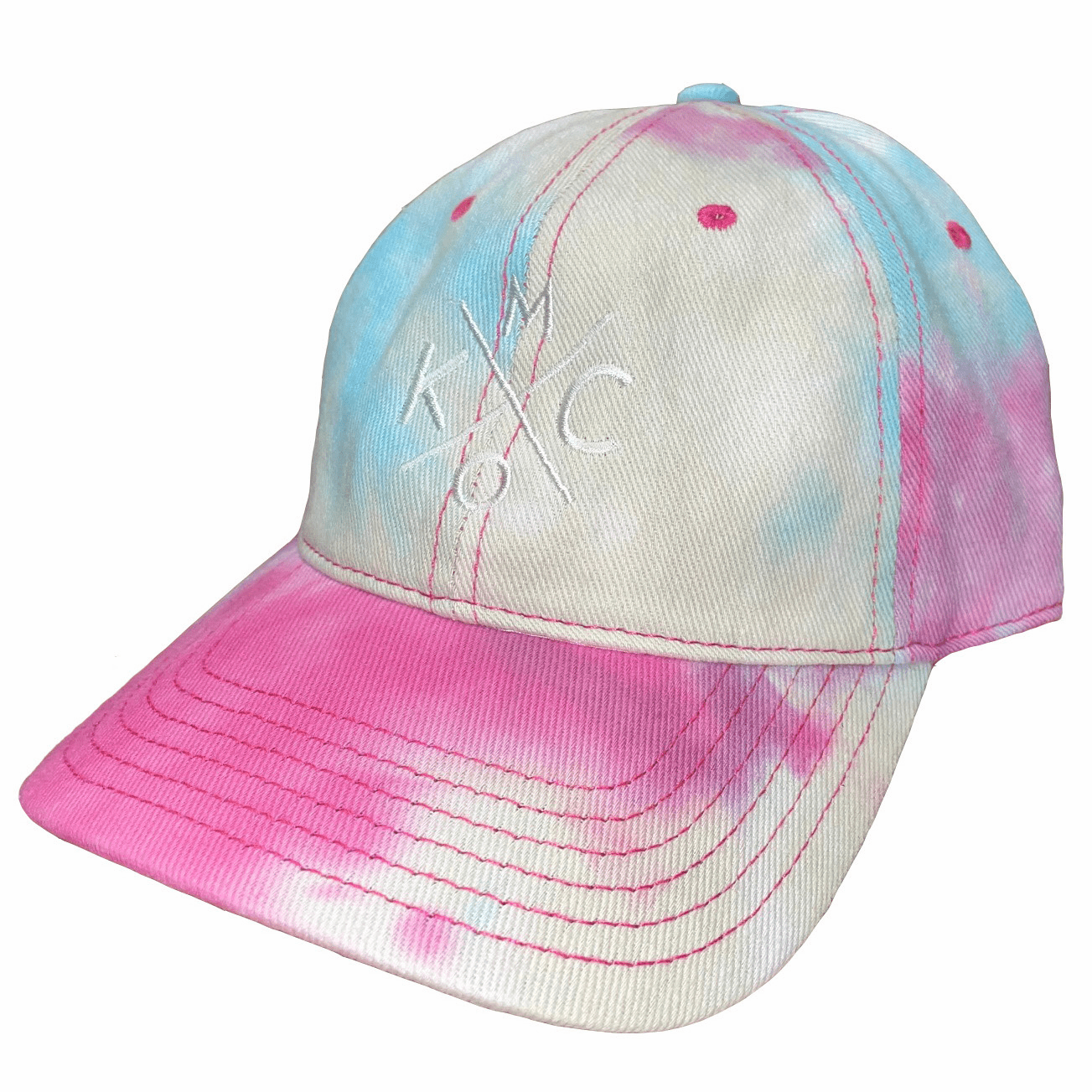KCMO Dad Hat<br>Raspberry Fizz
