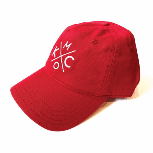KCMO Red Dad Hat