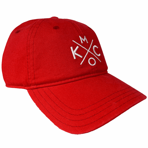 KCMO Dad Hat<br>Red
