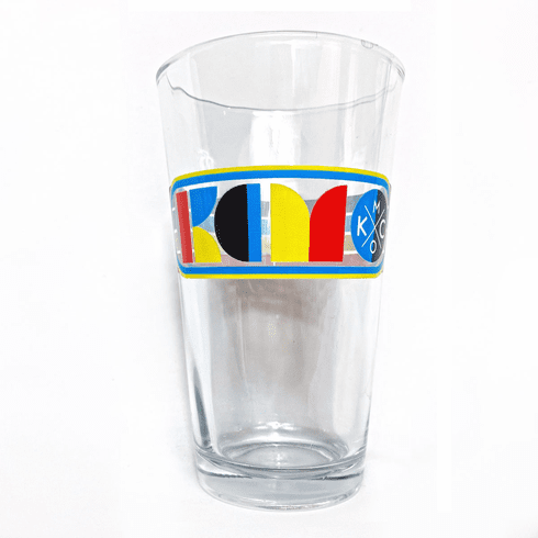 KCMO Signature Pint Glass
